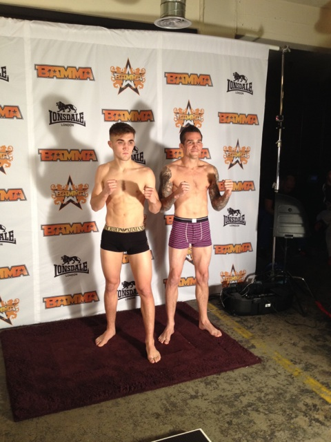 bamma weigh in 2