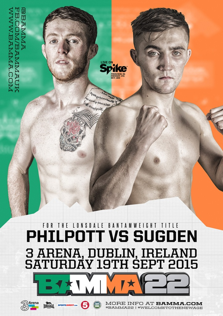 B22_Philpott vs Sugden_Poster_small